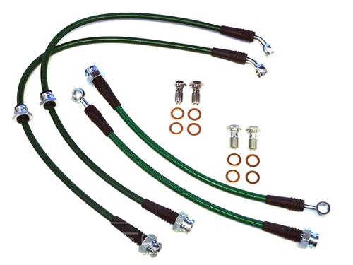 Enthuspec Brake Line Kit for Nissan 240sx 89-98