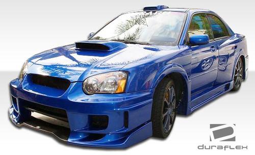 Duraflex C-GT Front Bumper for Subaru Impreza 2004-2005