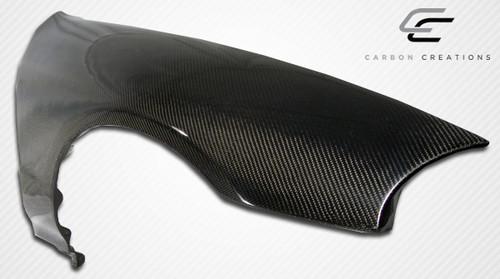 Carbon Creations OEM Look Fender for Honda Del Sol 1993-1997