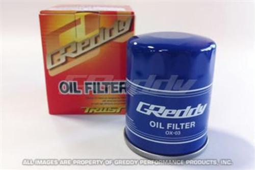Greddy Oil Filter for Nissan Skyline 3/4-16 UNF RB