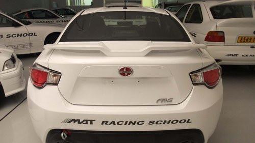 Speer International Rear Wing for Scion FR-S & Subaru BRZ