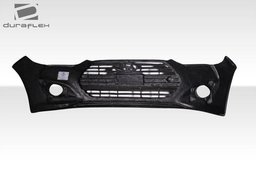 Duraflex Turbo Look Front Bumper for Hyundai Veloster 2012-2017