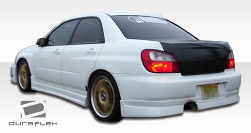 Duraflex STI Look Kit for Subaru Impreza 2002-2003