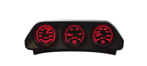 Auto Meter Direct Fit Dash Pod for Scion FR-S & Subaru BRZ