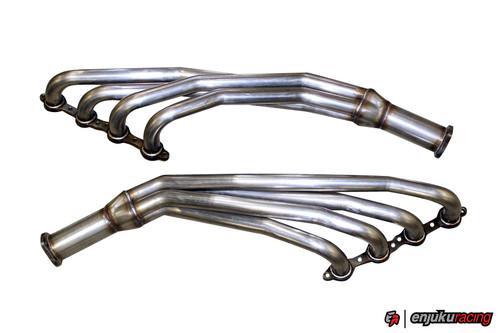 ISR  Performance LS1 Swap Headers - Hyundai Genesis Coupe