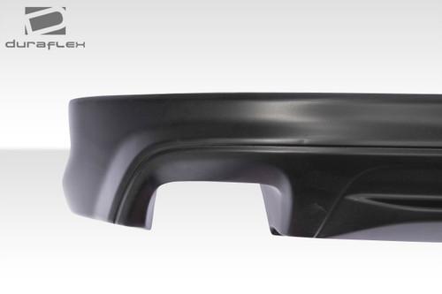 Duraflex Aspec Look Rear Lip/Add On for Acura TL 2004-2008