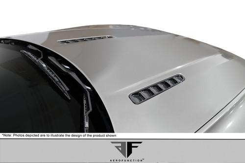 Aero Function AF-1 Accessory for Aston Martin Vantage 2006-2017