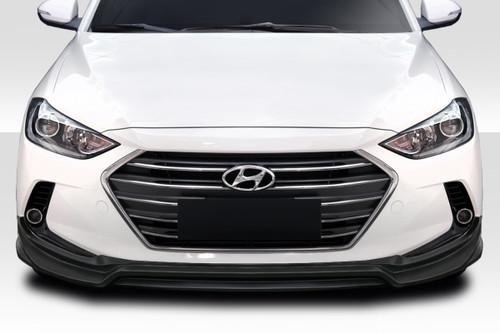 Duraflex EBS Front Lip/Add On for Hyundai Elantra 2017-2018