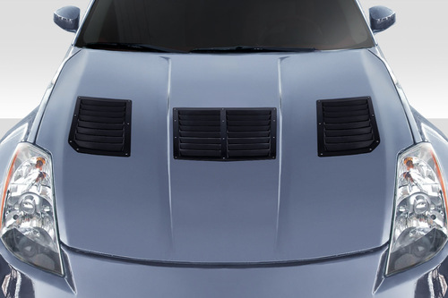 Duraflex GT1 Scoop for Nissan 350Z 2003-2006