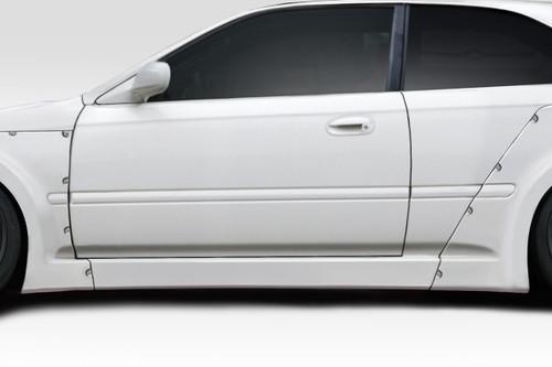 Duraflex MMR Sideskirts for Honda Civic 1996-2000