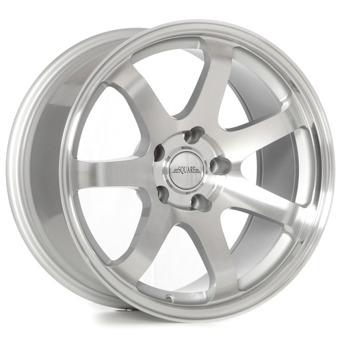 SQUARE Wheels G8 Model - 17x9 +15 4x114.3 (Single)
