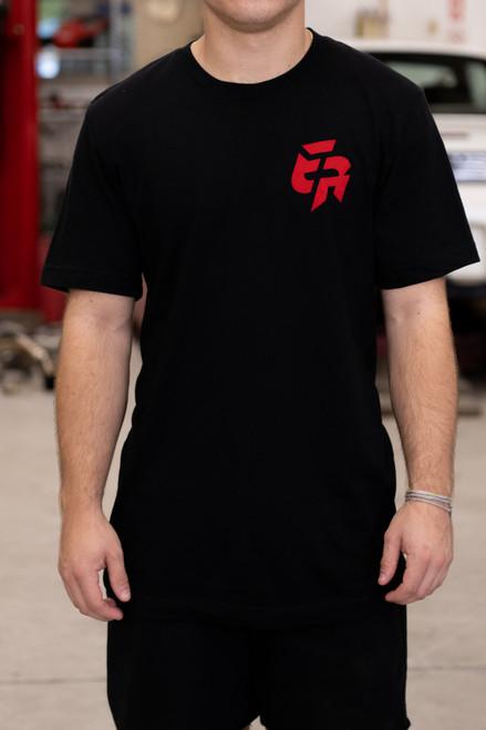 Enjuku Racing T-Shirt S14 R32 Tandem Color