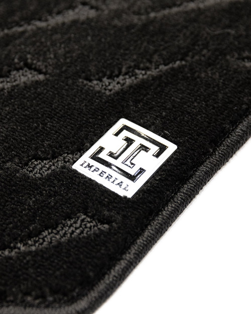 Imperial Mats Floor Mats 5 Piece Set for '94-'98 Nissan Skyline R33 Coupe and Sedan (AWD Models Only)