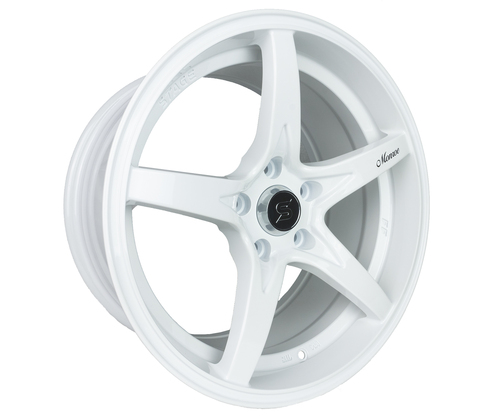 Stage Wheels Monroe 17x9 +12mm 5x114.3 CB: 73.1 Color: White