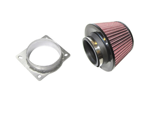 IS-998PSC/IS-S13MAFADPT ISR Performance Air Filter Intake Kit - Nissan 240SX 89-94 & S13 SR20DET