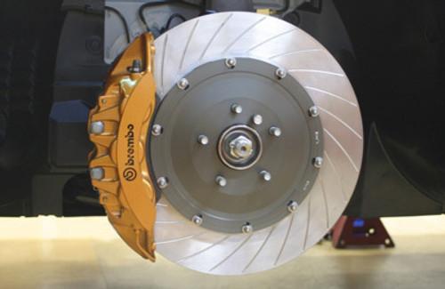 Mines Front Big Brake Rotor Kit Nissan Skyline R35 GTR 09+