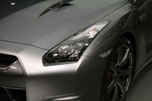 OEM Nissan Clear Front Side Markers - Nissan Skyline GT-R 09-13