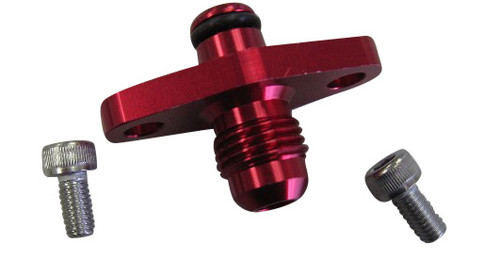 Greddy Fuel Rail/Pressure Regulator Adaptor -6AN Conversion