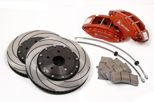 Ksport 14 Inch Procomp Front Big Brake Kit