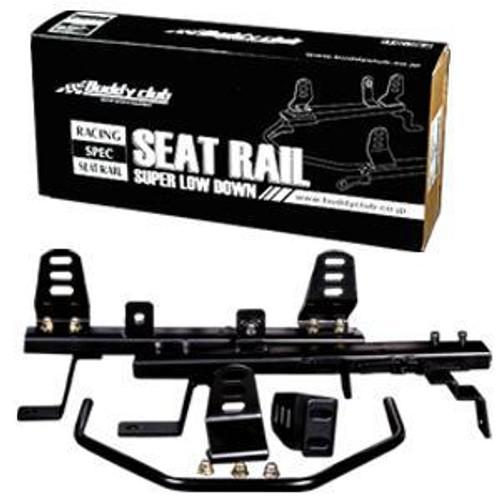 Buddy Club Racing Spec Seat Rail RSX 02-up-Right