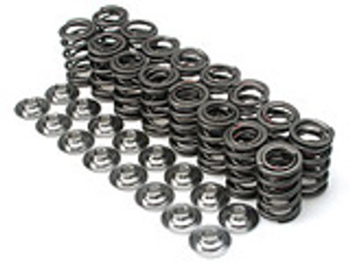 Brian Crower - Dual Spring/Steel Retainer/Seat Kit (Honda/Acura K20A/K20Z, F20C/F22C - High Mileage)