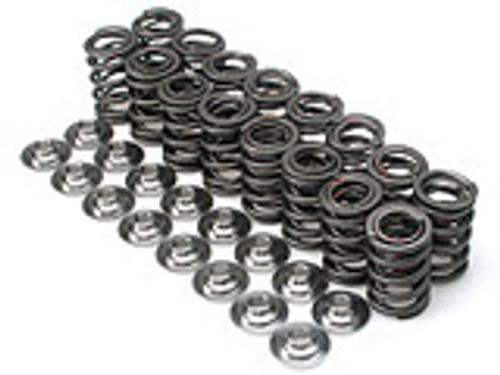 Brian Crower - Dual Spring/Titanium Retainer/Seat Kit (Honda K20A/K20Z, F20C/F22C - High Lift Spring)