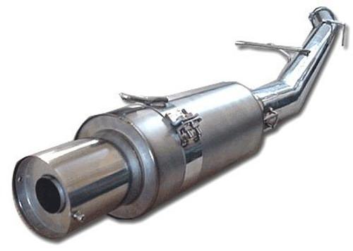 HKS Titanium Cat-Back Exhaust System 1993-1998 Toyota Supra