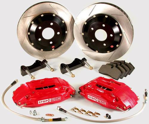 """Stoptech Front Big Brake Kit 14""""- Toyota Supra 93-98"""