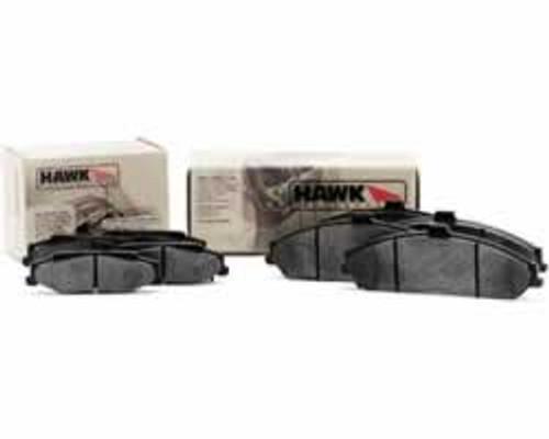 Hawk HP Plus Rear Pads for Mitsubishi EVO VIII / IX 03-07