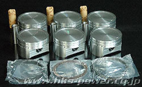 HKS 2JZ-GTE piston set