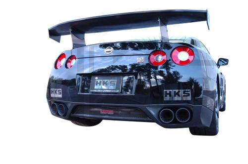 HKS [Nissan Gt-R(2009-2010)] HKS Superior specR Exhaust Superior SpecR Exhaust; Full Titanium