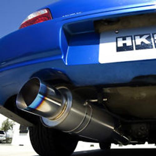HKS [Subaru Impreza(2002-2006)] HKS Hi-Power Exhaust Hi-Power Exhaust