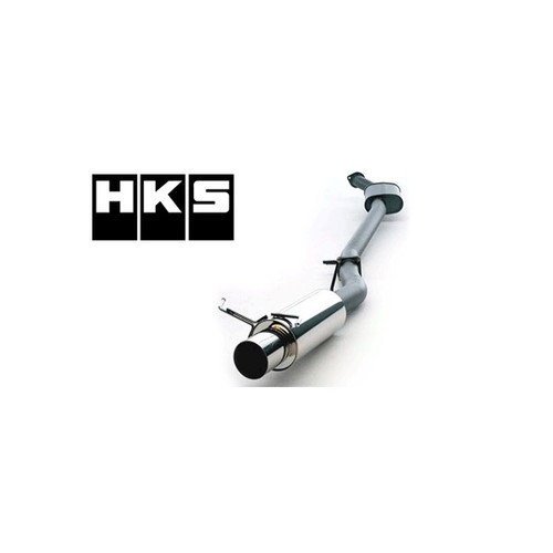 HKS [Acura Rsx(2002-2003)] HKS Hi-Power Exhaust Hi-Power Exhaust; Coated Stainless Steel Piping; Includes Silencer