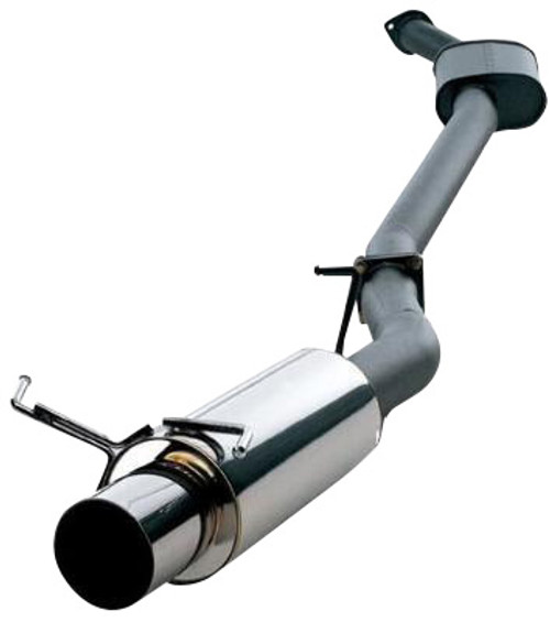 HKS [Acura Rsx(2002-2004)] HKS Hi-Power Exhaust Hi-Power Exhaust; Off-Road Use Only; For Turbocharged Applications