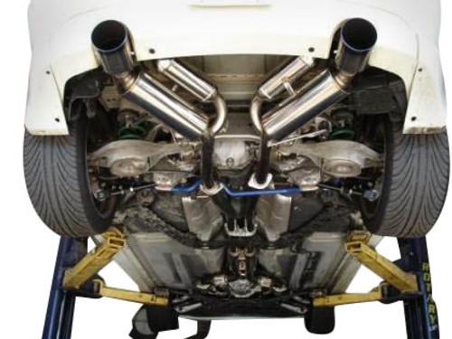 HKS [Infiniti G35(2003-2006)] HKS Hi-Power Exhaust Hi-Power Exhaust