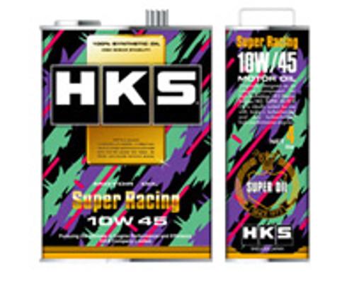 HKS SUPER OIL HR 0W42/4L
