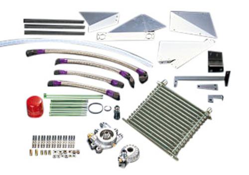HKS S-Type oil cooler kit for ZN6/ZC6_N