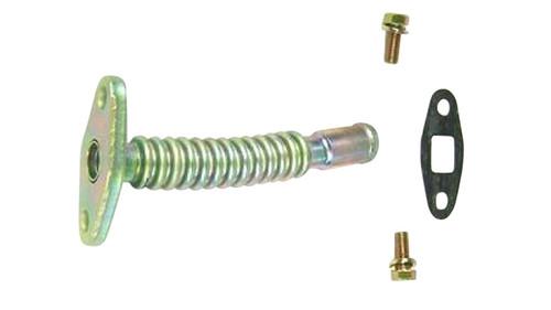HKS [Universal] HKS Turbo Components Turbo Oil Outlet Set; T04 / T300 (Flex Tube)
