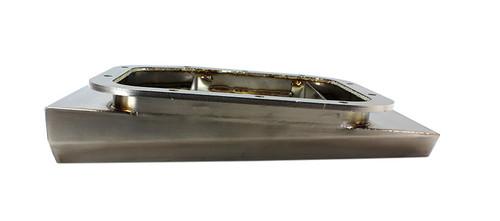 IS-SR-OILP-V2-SS ISR Performance Stainless Steel Oversize Oil Pan Nissan SR20DET S13/S14/S15