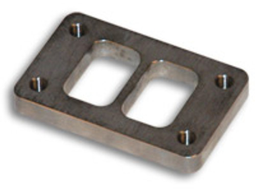 """Vibrant Performance - T03 Turbo Inlet Flange (Divided inlet) - 1/2"""" thick"""
