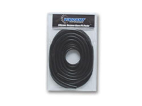 Vibrant Performance - Silicone Vacuum Hose Pit Kit - Black