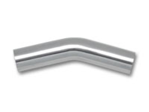 "Vibrant Performance - 1.5"" O.D. Aluminum 30 Degree Bend - Polished"
