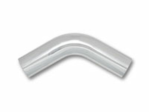"Vibrant Performance - 1.5"" O.D. Aluminum 60 Degree Bend - Polished"