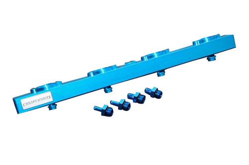 Circuit Sports SR20DET Billet Aluminum Fuel Rail Kit