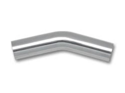 "Vibrant Performance - 2.5"" O.D. Aluminum 30 Degree Bend - Polished"