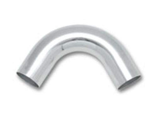 "Vibrant Performance - 2.5"" O.D. Aluminum 120 Degree Bend - Polished"