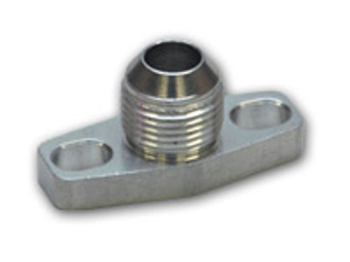 Vibrant Performance - Oil Drain Flange w/ integrated -10AN Fitting (for T3/T4 and GT40-GT55 Turbos)