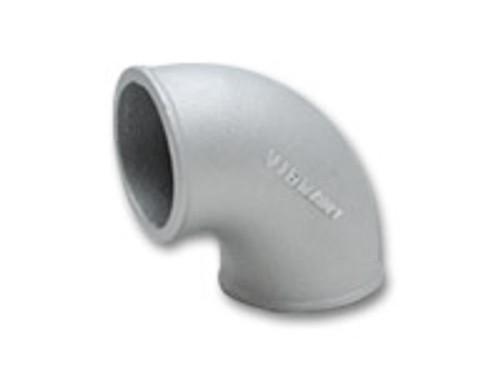 "Vibrant Performance - 3"" O.D. 90 degree Tight Radius Aluminum Elbow"