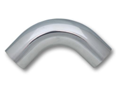 "Vibrant Performance - 3.5"" O.D. Aluminum 90 Degree Bend - Polished"