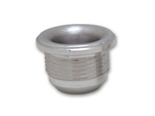 "Vibrant Performance - Male -10AN Aluminum Weld Bung (7/8-14 SAE Thread; 1-1/8"" Flange OD)"